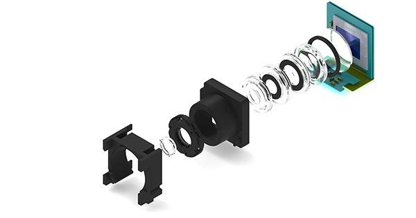 激光焊锡在VCM组件中的应用2